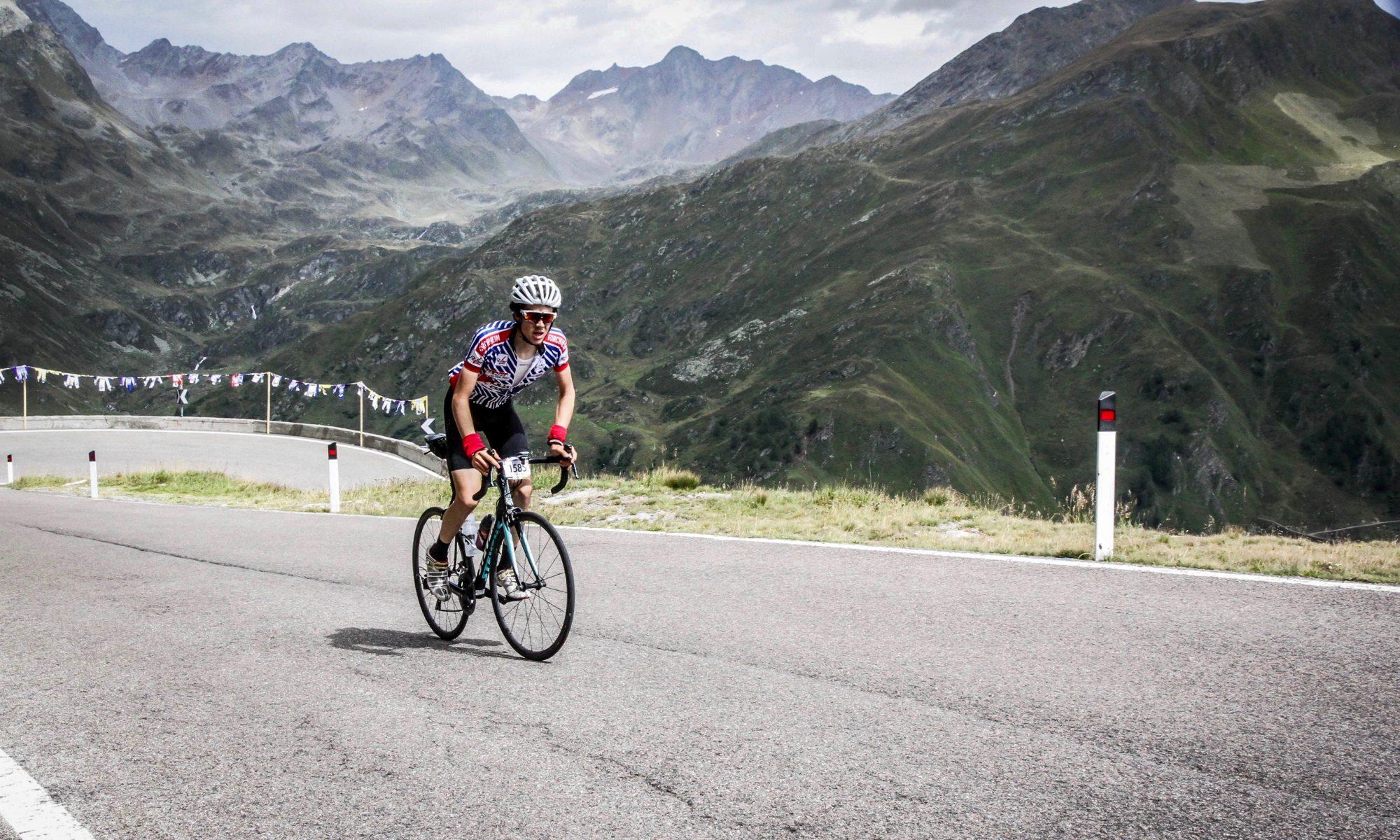 Clean Chain Cycling Chief Evangelist
